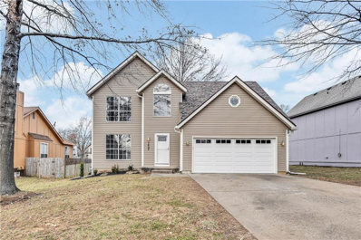 1437 N Lucy Montgomery Avenue, Olathe, KS 66061 - MLS#: 2206231