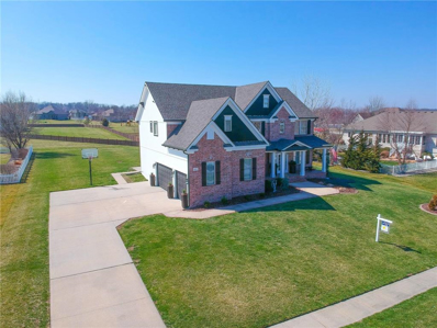 1602 SW Deer Run Road, Oak Grove, MO 64075 - MLS#: 2207594