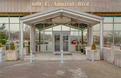 600 Admiral Boulevard UNIT 1706, Kansas City, MO 64106 - MLS#: 2207622