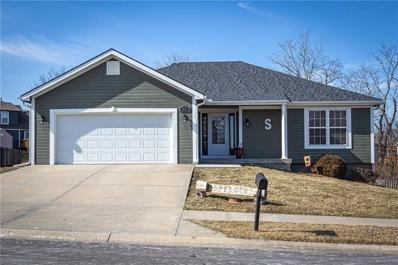 1712 Brooke Court, Kearney, MO 64060 - MLS#: 2207656