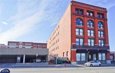 609 Central Street UNIT 1307, Kansas City, MO 64105 - MLS#: 2208202