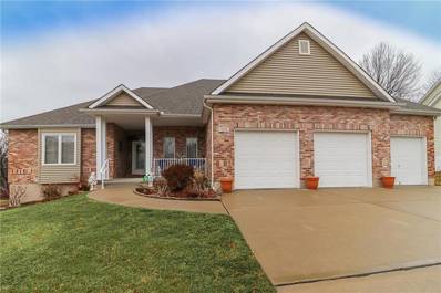 1008 SW Stoney Point Drive, Grain Valley, MO 64029 - MLS#: 2208629