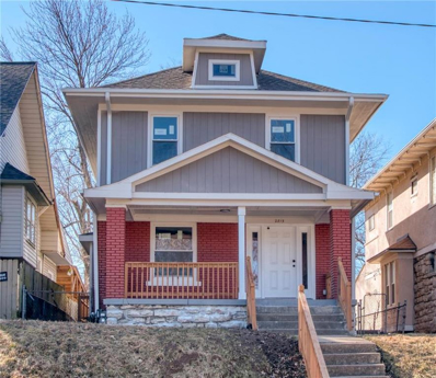 2815 E 8th Street, Kansas City, MO 64124 - MLS#: 2209978