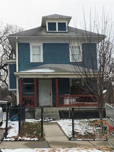 3323 Garfield Avenue, Kansas City, MO 64109 - MLS#: 2210086