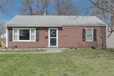 610 NE 66TH Terrace, Gladstone, MO 64118 - MLS#: 2211058