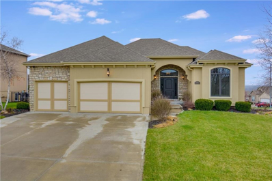 4949 S Brittany Drive, Blue Springs, MO 64015 - MLS#: 2213512