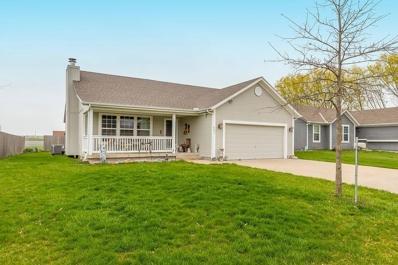 607 W 3rd Terrace, Wellsville, KS 66092 - MLS#: 2213886
