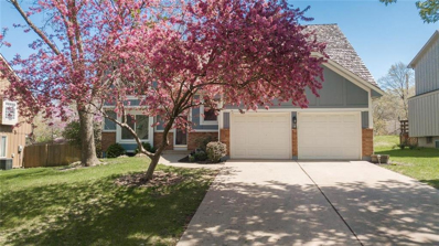 8933 Woodstone Street, Lenexa, KS 66219 - MLS#: 2215418
