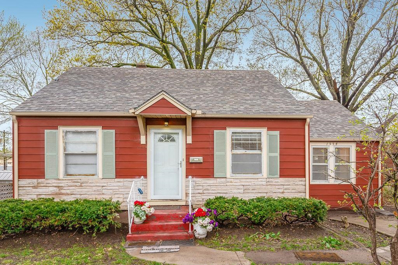 1334 S Dodgion Avenue, Independence, MO 64055 - MLS#: 2216793