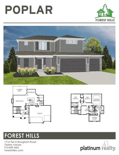15910 W 171st Terrace, Olathe, KS 66062 - MLS#: 2218234