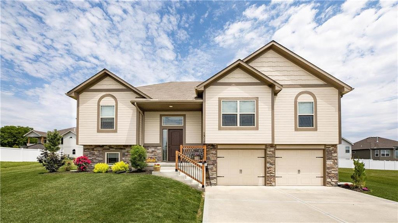 1312 NW Brentwood Drive, Grain Valley, MO 64029 - MLS#: 2223273