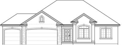 4824 SW 3rd Street, Blue Springs, MO 64014 - MLS#: 2227144