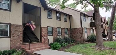 6216 Robinson Street UNIT 4, Overland Park, KS 66202 - MLS#: 2229025