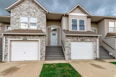 549 S Woodson Lane, Gardner, KS 66030 - MLS#: 2229249