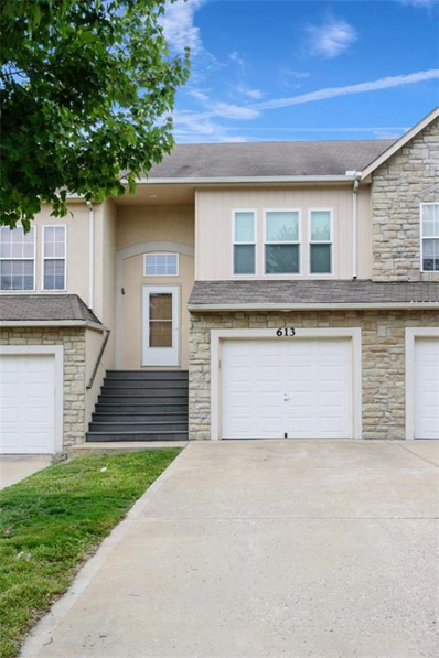 613 S Woodson Lane, Gardner, KS 66030 - MLS#: 2235244