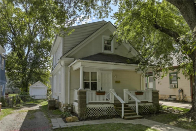 1125 W 41st Terrace, Kansas City, MO 64111 - #: 2245240