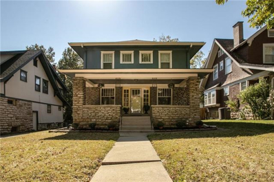 145 W 61st Terrace, Kansas City, MO 64113 - #: 2247213