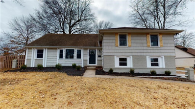 3903 W 92nd Terrace, Prairie Village, KS 66207 - MLS#: 2259021