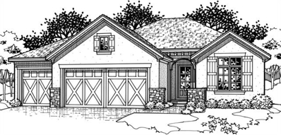 11221 S Violet Street, Olathe, KS 66061 - MLS#: 2302496
