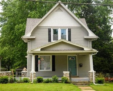 414 N Pleasant Street, Independence, MO 64050 - MLS#: 2328805
