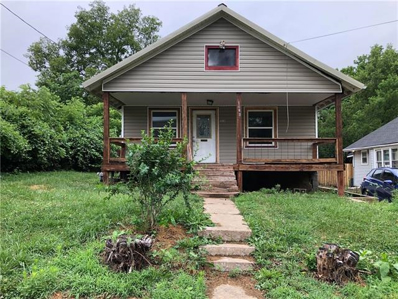 1126 S Cottage Street, Independence, MO 64050 - MLS#: 2330061
