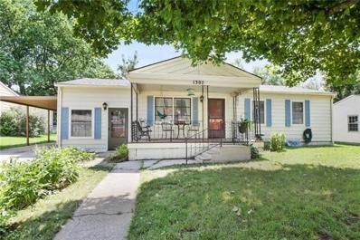 1307 N Indian Lane, Independence, MO 64056 - MLS#: 2333544