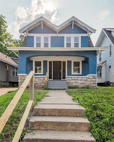 4018 BELLEFONTAINE Avenue, Kansas City, MO 64130 - MLS#: 2335621