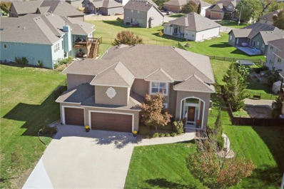 4945 S Brittany Drive, Blue Springs, MO 64015 - #: 2350216