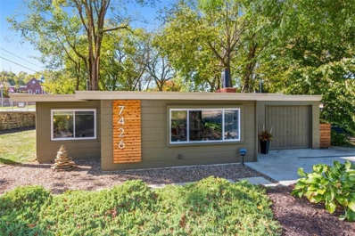 7426 Rosewood Circle, Prairie Village, KS 66208 - #: 2351187