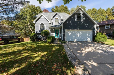 721 SE Redwood Lane, Blue Springs, MO 64014 - #: 2351505