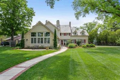 3 S Colonial, Eastborough, KS 67207 - MLS#: 551250