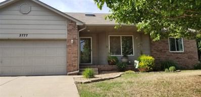 3777 Whispering Brook Ct, Wichita, KS 67220 - MLS#: 551654