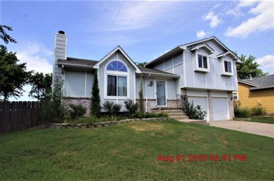 3761 N Whispering Brook Ct, Wichita, KS 67220 - MLS#: 554711