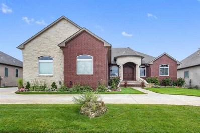 4109 W Emerald Bay St, Wichita, KS 67205 - MLS#: 555909