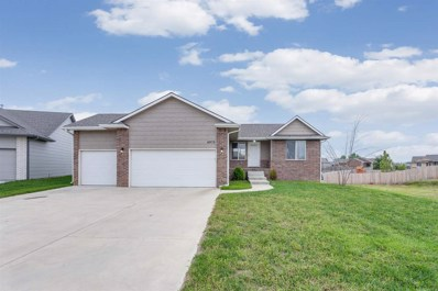4975 N Marblefalls, Wichita, KS 67219 - MLS#: 556839