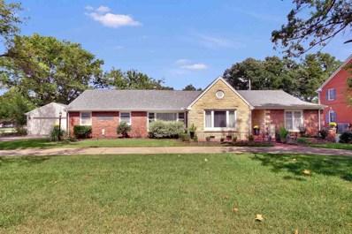 15 S Colonial Ct, Eastborough, KS 67207 - MLS#: 556977
