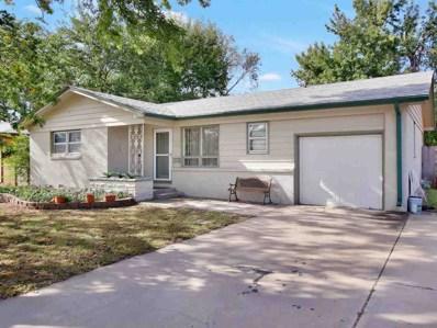 2529 N Bullinger Dr, Wichita, KS 67207 - MLS#: 558231