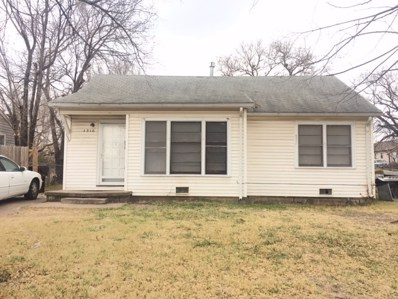 1316 N Estelle St, Wichita, KS 67214 - MLS#: 559462