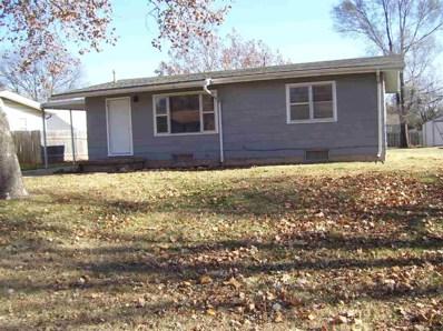428 S Sunset Ave, Haysville, KS 67060 - MLS#: 559895