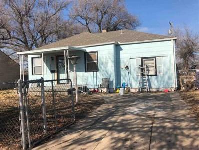 2214 E Mossman Ave, Wichita, KS 67214 - MLS#: 560237