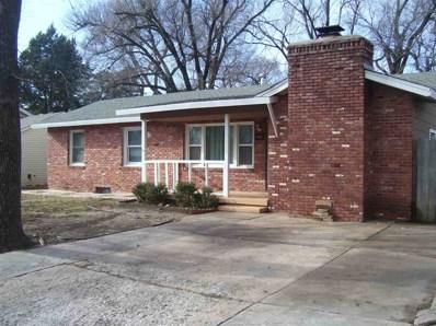 209 S Sunset Ave, Haysville, KS 67060 - MLS#: 560924