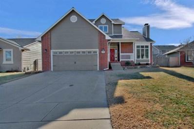 9807 W Maxwell St, Wichita, KS 67215 - MLS#: 561100