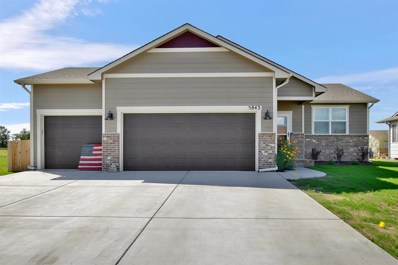 5843 N Ashford St, Park City, KS 67219 - MLS#: 561975