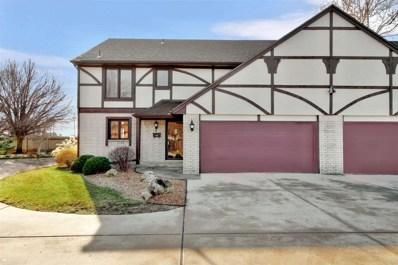 641 N Woodlawn St  #4, Wichita, KS 67208 - MLS#: 562152