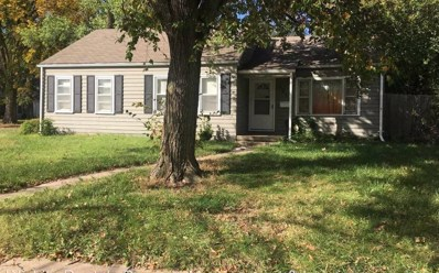 603 N Ridgewood Dr, Wichita, KS 67208 - MLS#: 562922