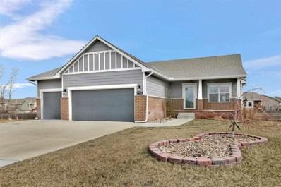 10602 W Greenfield Circle, Wichita, KS 67215 - MLS#: 563314