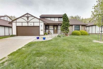 641 N Woodlawn St #61, Wichita, KS 67208 - MLS#: 565345