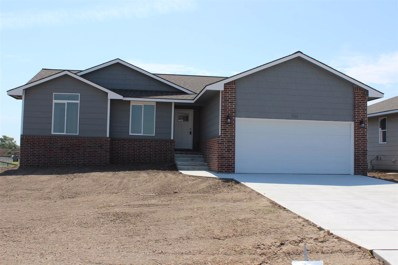 601 N Redbud Ave, Valley Center, KS 67147 - MLS#: 565418