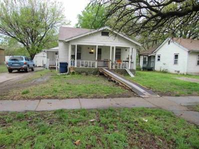 1235 N Indiana Ave, Wichita, KS 67214 - MLS#: 566033