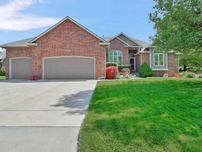1253 N Hickory Creek Ct, Wichita, KS 67235 - MLS#: 566254